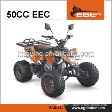 ATV с ЕЭС, квадроциклах, 4 x 4,