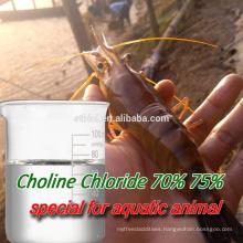 Animal Feed Additive, Fish Growth Enhancer, 70% and 75% Liquid Choline Chloride