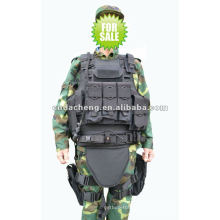 Kugelsichere Jacke für die maritime Polizei