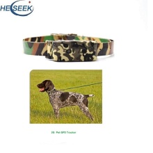 3G GPS Pet Tracker Dog Collar Waterproof Positioning