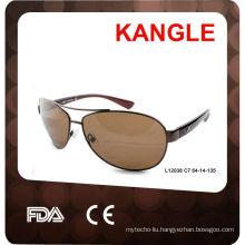 Fashion Acetate Temple Polarized Lense Men Style Sunglasses