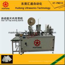 Machine automatique de soudure d'Earloop d'alimentation automatique ultrasonique