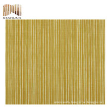 water-proof home woven vinyl wall paper for decorations