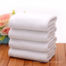5pcs/lot Good Quality Cheap Face Small Towel Hand Kitchen Towel Hotel White Cotton Towel