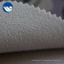 Tissu non tissé imprimé en polyester camouflage