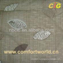 Tela de la cortina del telar jacquar del diseño clásico