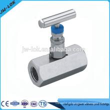 Válvula de agulha de melhor qualidade