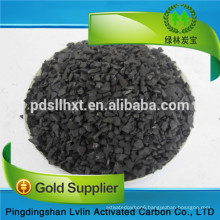 Lvlin Brand good quality Coconut Shell Activated Carbon For textile industry