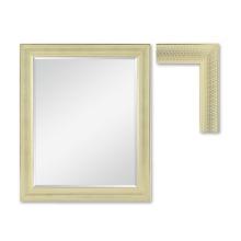 Nuevo espejo de plástico para la decoración del hogar