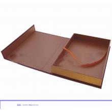 Caja de empaquetado de la camisa elegante de la moda del diseño personalizado