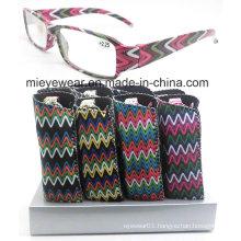 Fashion Plastic Reading Glasses (DPR014)