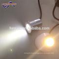 IP67 3W spotlights de terra ao ar livre, 12V luz subterrânea