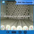 Jinghui advertisement media promotion 380g FRONTLIT AND BACKLIT PRINTING MATERIAL PVC FLEX BANNER for solvent eco solvent ink