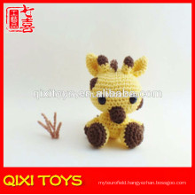 best selling toys dolls hand knitted plush dolls
