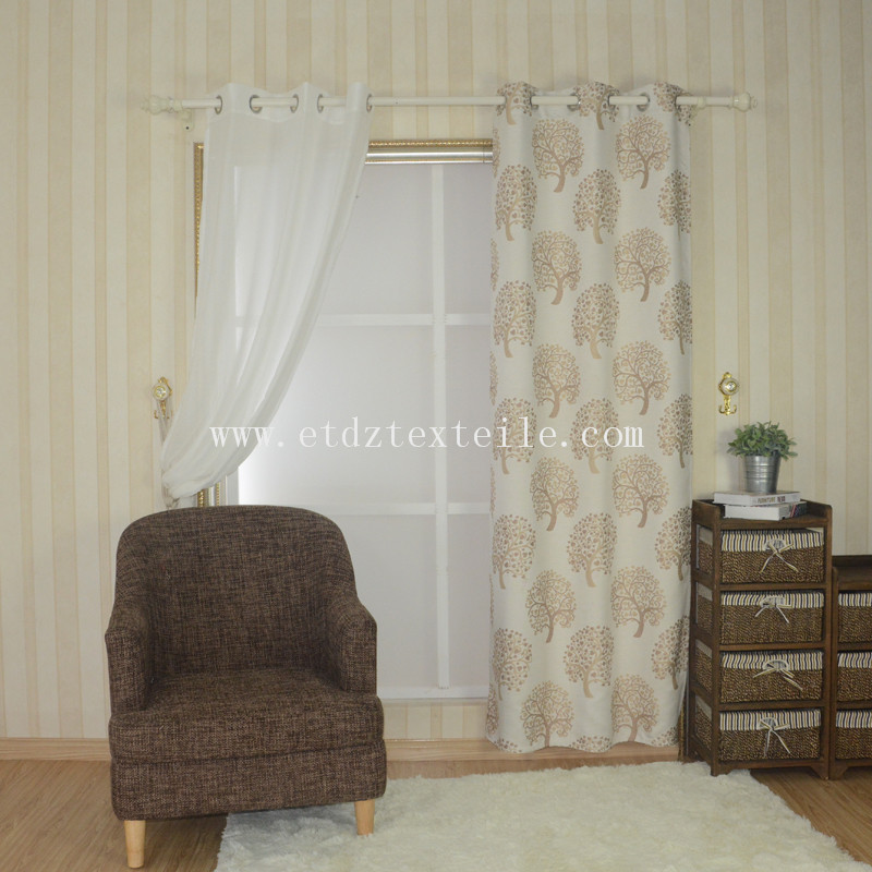2016 Unique curtains FR2055