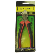 2015 best item on market 6 Inch side cutter cable cutter pliers with handle