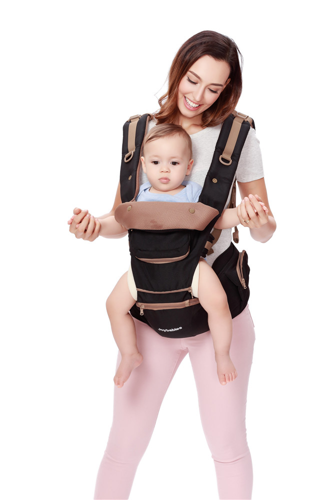 Windproof Cap Baby Hipseat Carrier