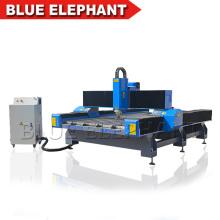 Máquina de gravura de pedra resistente, máquina de gravura 3d para a cinzeladura de pedra