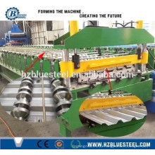 Hot Sale Unique Customized Promotional Russia Roof Tile Roll Forming Machine