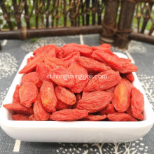 Organik cetificated dari Goji berry dari Cina