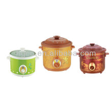 Electric slow cooker soup stew pot electric ceramic stew cookware set home kitchen cooker electric stew pot