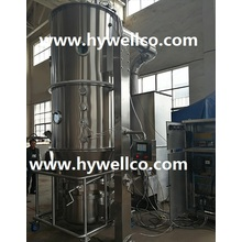 Powder Fluidized Bed Dryer
