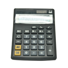 12 Digits Desktop Calculator with Memory Function