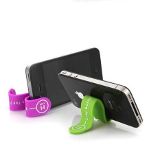 colorful magnetic silicone cable clip silicone phone holder