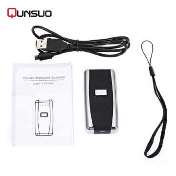 Android Robuster Bluetooth 2D Barcode Scanner