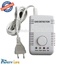 detector de fumo do alarme de fumo do curso / detector de fumo detector 12v / 220v de fumo fornecedor