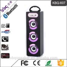 BBQ KBQ-607 1200mAh batterie portable haut-parleur sans fil Bluetooth home audio