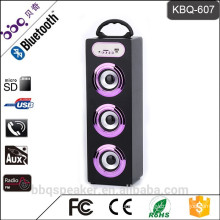 BBQ KBQ-607 1200mAh battery Portable Wireless Bluetooth Speaker home audio