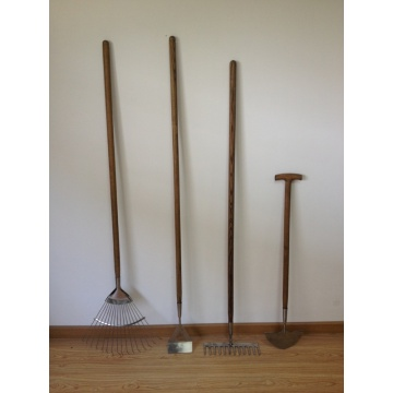 Stainless Garden Cultivator Tools