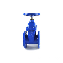 China supplier new product n16 cast iron 6 inch gate valve 600lb with key