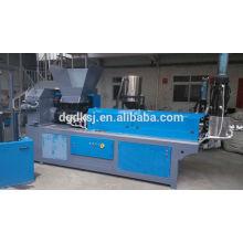 PE PP Film Double-shaft Plastic Recycling granulator SJ-160/140