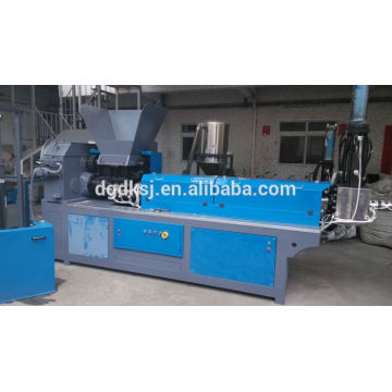 PE PP Film Double-shaft Plastic Recycling Machine SJ-160/140