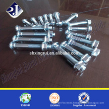 Trade assuarance Made in China guardrail nut and bolts
