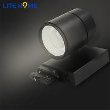 35w black led spotlight