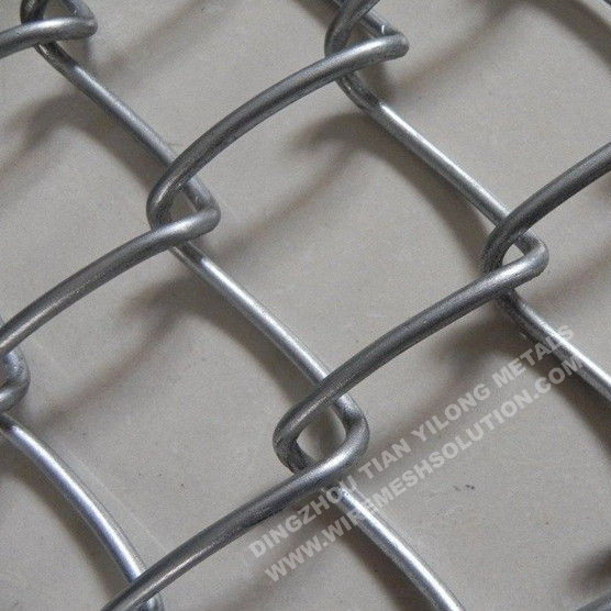 Galvanized Chain Wire Mesh