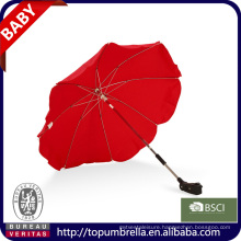 promotion customized parm Manual open baby stroller baby walker umbrella