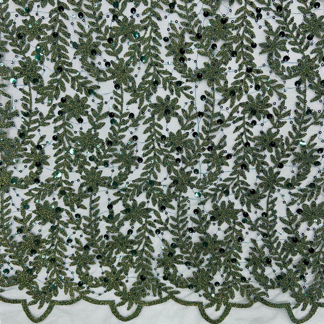 Embroidery Fabric-4