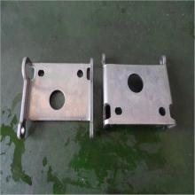 Обработка деталей металлической штамповки (ATC - 490)