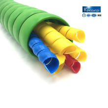 Low Temperature Spiral Protective Guard Hydraulic Hose Sleeves