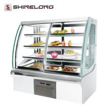 China Mainland European Style Refrigerated bakery display cabinet