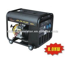 8000W Benzin-Wechselrichter Generator WH8800I