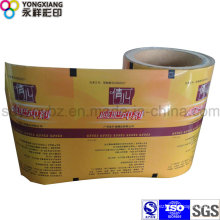 Size Customized Powder Plastic Packaging Film Roll