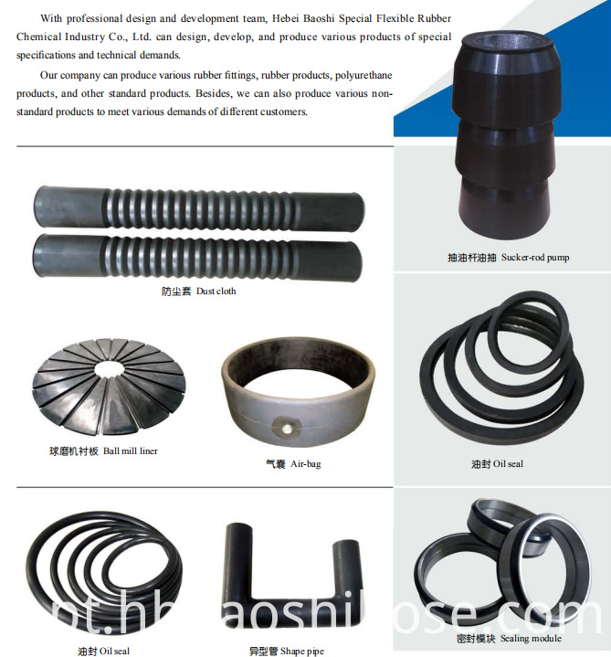Common Hydraulic Seal
