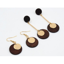 Fashion Simple Natural Wood Earring Fashion Jewellery