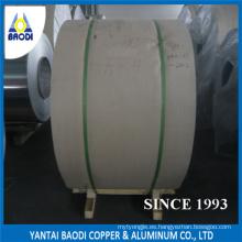 Hoja de la bobina del revestimiento de aluminio de la fábrica de China
