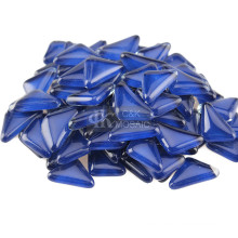 Cobalt Blue Clear Glass for Mosaic Making